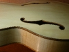 Archtop:  Body