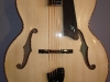 Archtop:  Body Front
