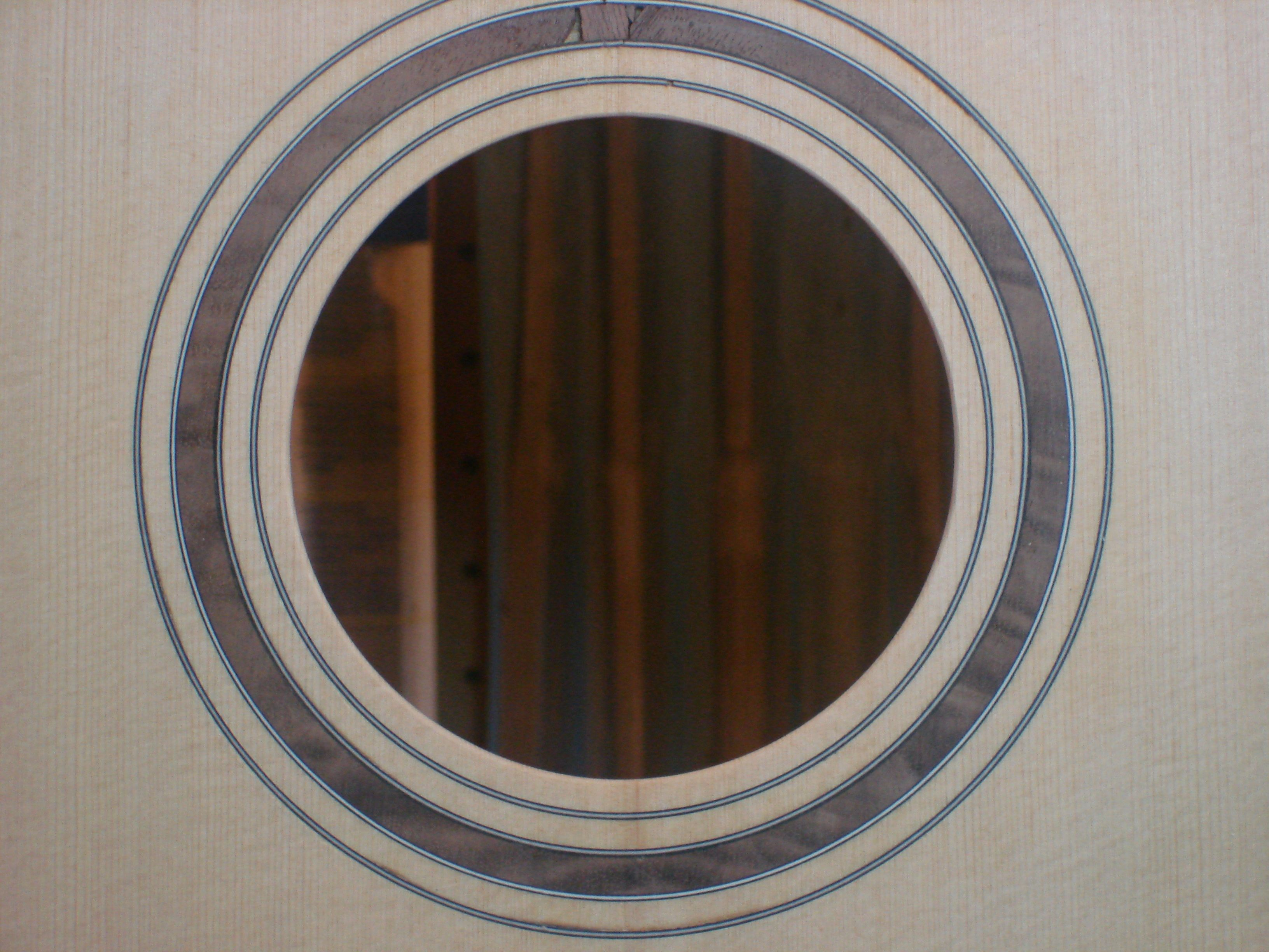 Sound Hole Detail