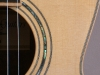 Parlor:  Sound Hole Detail