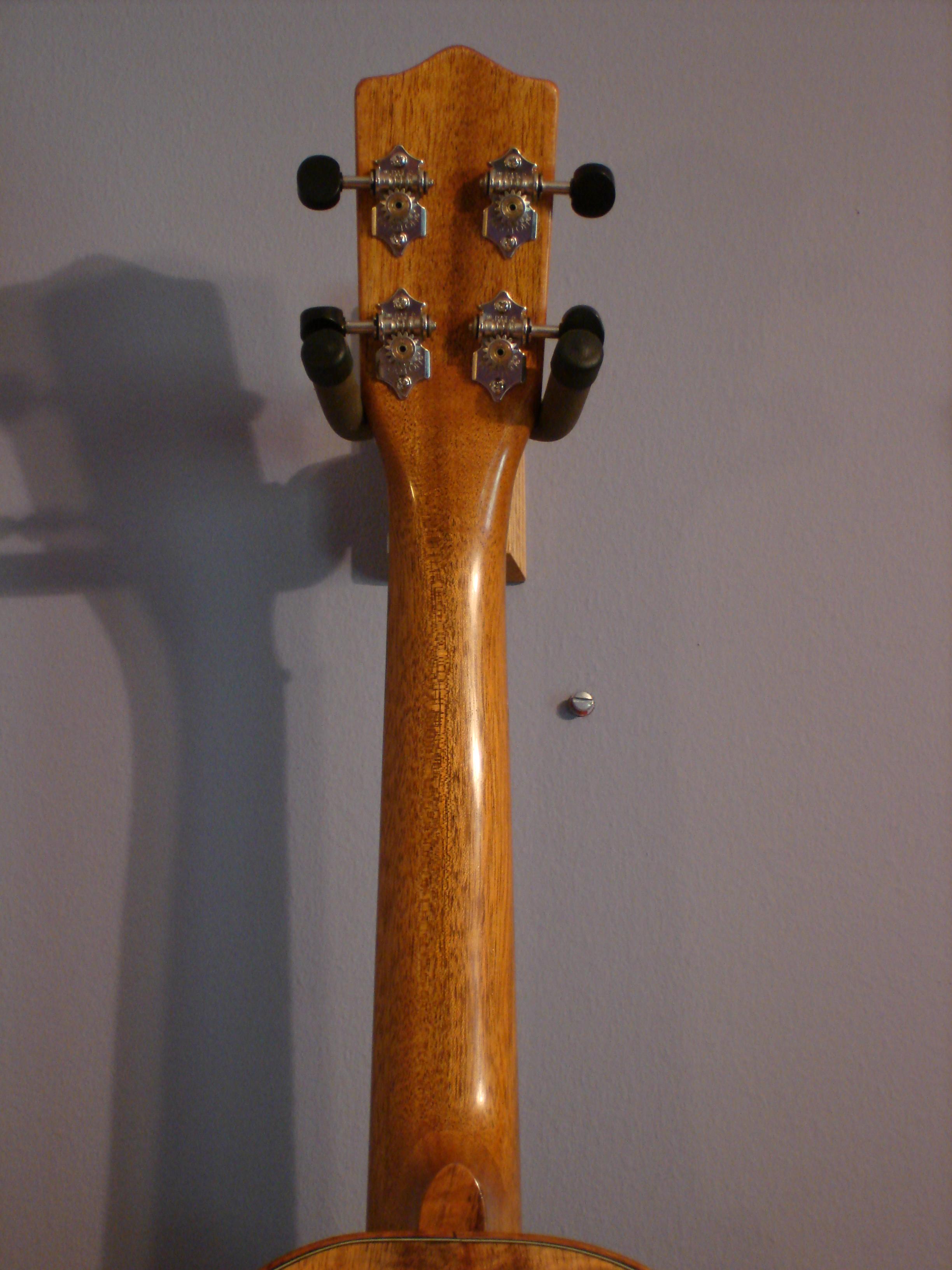 Concert Ukulele Neck